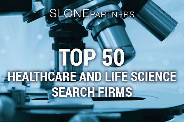 Top 50 healthcare & life science search firms