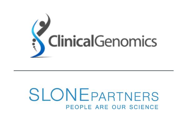 Clinical Genomics & Slone Partners