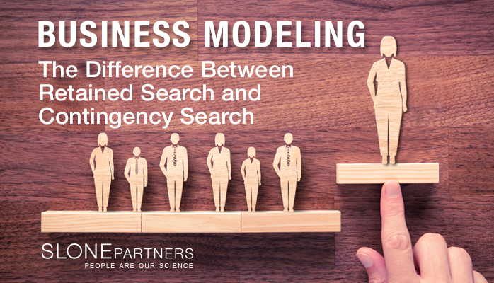 The Difference Between Retained Search and Contingency Search